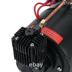 Train Horn Kit Loud System 4 Trompettes 1g 180 Psi Compresseur De Réservoir D'air Camion De Voiture