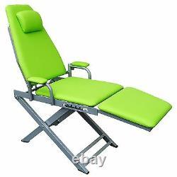 Unité Dentaire Portative Avec Compresseur D'air + Chaise Dentaire + Kit Handpiece 2h/4h