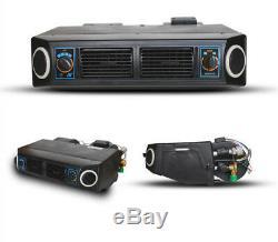 Universal 12v A / C Ac Kit Underdash Compresseur Évaporateur Climatiseur 3 Vitesse