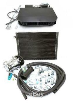 Universal Ac Underdash Climatisation Cool Heat Kit Compresseur Tuyau Évaporateur