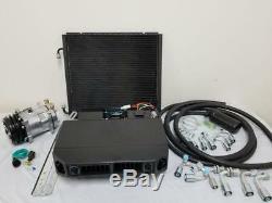 Universal Ac Underdash Climatisation Kit Raccords Tuyaux Évaporateur Compresseur