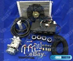 Universal Underdash Air Compresseur 2a 404-000dc & Elec. Harnais