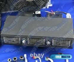 Universal Underdash Air Conditioning Kit 450 A # Aucun Compresseur 3v Ne