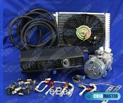 Universal Underdash Climatisation Kit 202 12x16 Condenseur Électrique Harnais