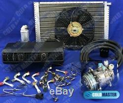 Universal Underdash Climatisation Kit A / C Comp 505 Ideal 202 Vw Beetle