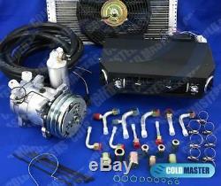 Universal Underdash Climatiseur 432 14x20 Cond. Avec La Nouvelle Électrique Harnais