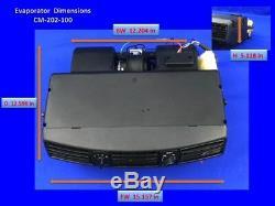 Universal Underdash Climatiseur Vw Beetle En Tableau De Bord Évaporateur Compresseur