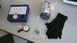 Véritable Bmw Tire Mobility Set Avec Des Pneus Compresseur D'air Kit De Réparation 1 3 5 7 X6 X5