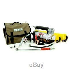 Viair 450p-rv Automatique Portable 150 Psi Kit De Compresseur Jusqu'à 42 Pneus 45053