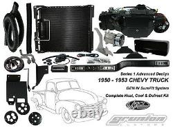 Vintage Air 1950 1953 Chevy Truck Withv8 Swap Air Conditioning Defrost Heat Kit