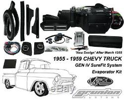 Vintage Air 1955 1959 Chevy Truck Withdeluxe Cntrls Air Evaporateur