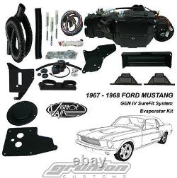 Vintage Air 1967 1968 Ford Mustang Withac Air Evaporateur Kit 554168